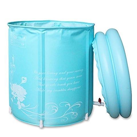 Inflatable bath tub/ folding bath bucket/Adult tub/Bath barrel/Bath barrel/Bath