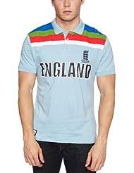 ECB England - Polo de críquet para hombre