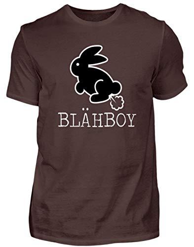· Boarisch · bayrisch · Shirt · lustig · Spruch · Pulli · Jacke · Hoodie · T-Shirt · Geschenk - Herren Shirt -M-Braun ()
