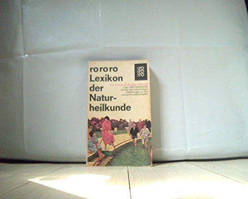 rororo-Lexikon der Naturheilkunde