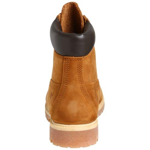 Timberland 6 in Premium, Stivali Uomo Marrone (Rust orange)