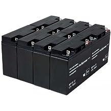 Powery Recambio de Batería para USV APC Smart-UPS 5000 Montaje en Rack/Torre