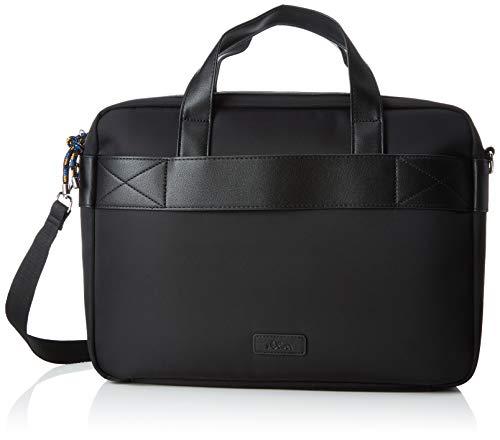 s.Oliver RED LABEL Herren Elegante Laptop-Tasche black 1