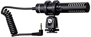 Audio-Technica Pro Series PRO24CMF Portable Camcorder Microphone
