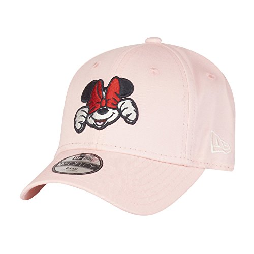 New Era Kinder Cap rosa OSFY