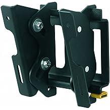Montaje en pared con inclinación de soporte de TV de 13 17 19 22 y 25 pulgadas universal para VESA, LED, LCD, Samsung