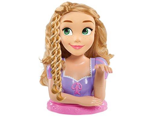 JP Disney Styling Disney Prinzessin Rapunzel Luxus Styling-Kopf