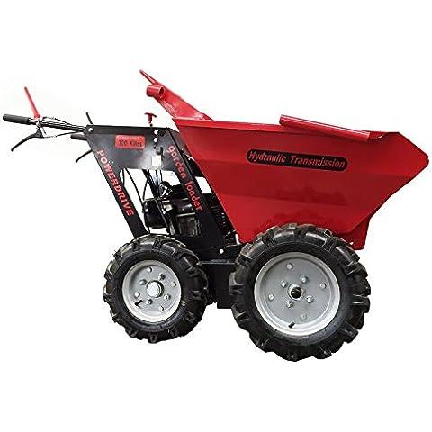Carriola a motore–idrostatica–Motore Honda Pro–basculante - Briggs Stratton Benzina Motori