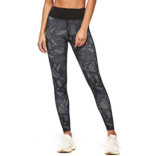 SEEU Sporthosen Damen Yoga Leggings Large
