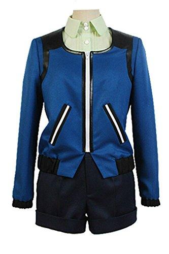 Cosplay Kostüm Touka - Kostüm Cosplay Hemd Mantel Outfit Set Damen M