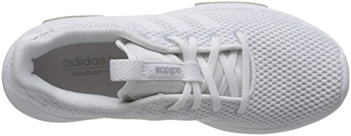 adidas CF Racer TR W, Scarpe Sportive Donna bianco (Ftwbla / Ftwbla / Plamat)