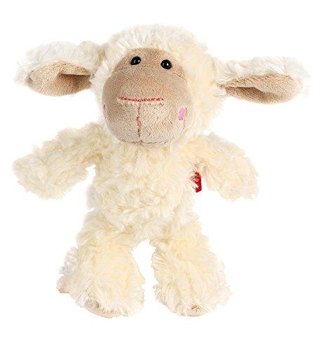 sigikid, Mädchen und Jungen, Stofftier Schaf mini, Emmala, Sweety, Weiß, 38131
