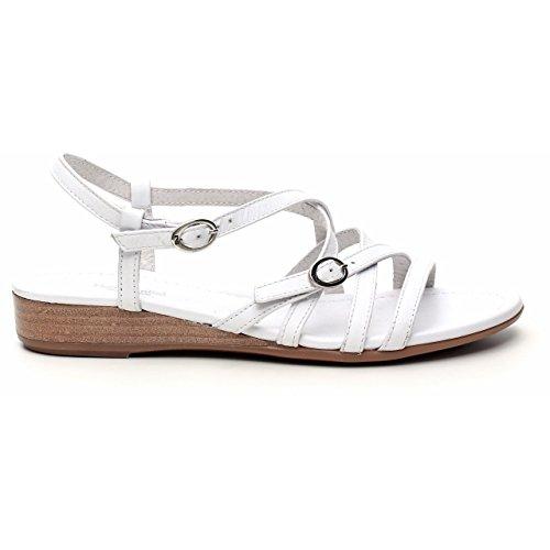 Nero Giardini donna pe15 sandalo 512661 Bianco