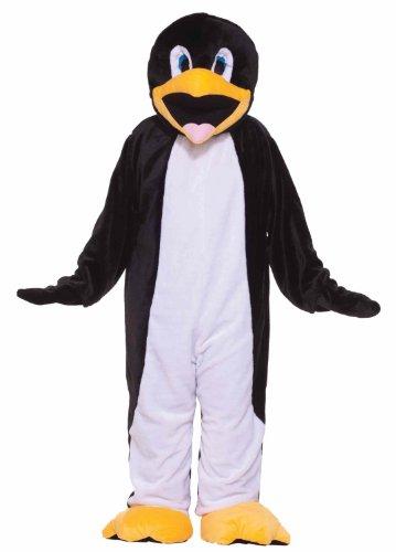 Forum Novelties Inc. Pinguin Maskottchen Deluxe Plüsch Erwachsene Kostüm Gr. (Deluxe Pinguin Kostüme)