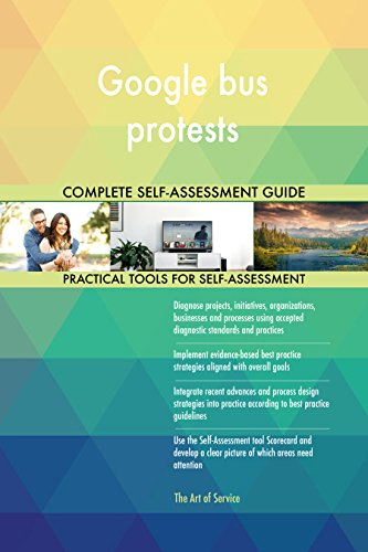 Google bus protests All-Inclusive Self-Assessment - More than 660 Success Criteria, Instant Visual Insights, Comprehensive Spreadsheet Dashboard, Auto-Prioritized for Quick Results