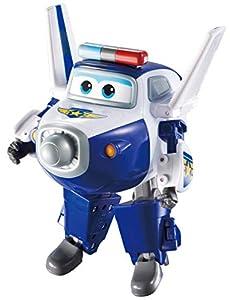 Alpha Animation & Toys Transforming Paul, Azul, Color Blanco (YW710250)