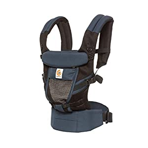 Ergobaby Baby Carrier for Newborn to Toddler, Raven   11