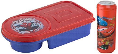 Nayasa Fantastic Set Fuzzy Kids Gobble Lunch Box and Can...