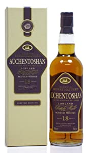 Auchentoshan - Oloroso Sherry Matured - 18 year old Whisky from Auchentoshan