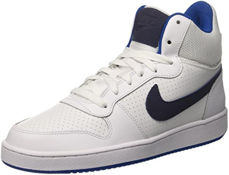 Nike Court Borough Mid, Zapatillas de Gimnasia para Hombre