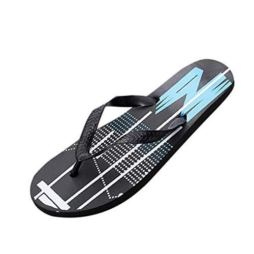 Honestyi infradito per uomini - scarpe flip flops - suola antiscivolo - ciabatte da uomo infradito e ciabatte da spiaggia uomo pantofole uomo infradito uomo basic morbide pantofole