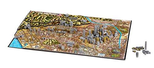 4D Cityscape 40082 Los Angeles Puzzle