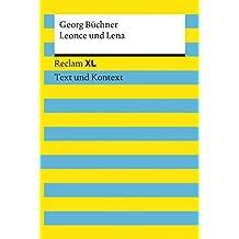 Leonce und Lena: Reclam XL – Text und Kontext
