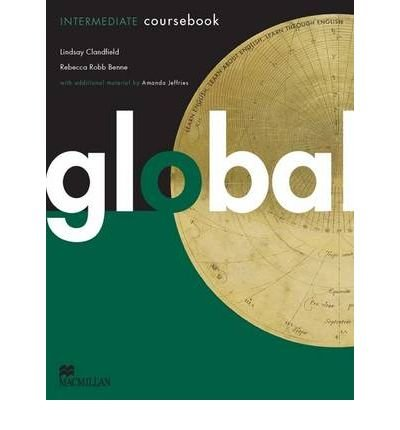 [(Global Intermediate: Coursebook)] [Author: Lindsay Clandfield] published on (January, 2011)