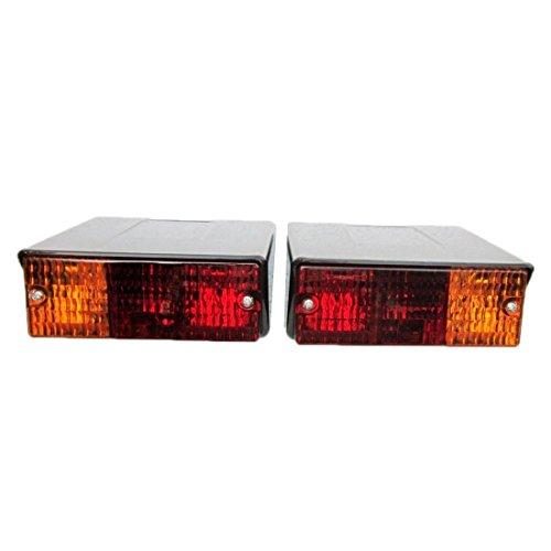 Preisvergleich Produktbild Rückleuchte mit Blinkleuchte von links und rechts für Deutz Fahr Traktor