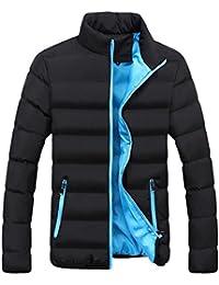 Softshelljacke VENMO Männer Thick Bubble Coat Winter Warm Parka  Hardshelljacke Slim Fit Oberbekleidung Freizeitjacke Hip Hop 1ef4cd375b