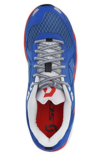 Scott shoe Palani Trainer Green/Black Blue/Red