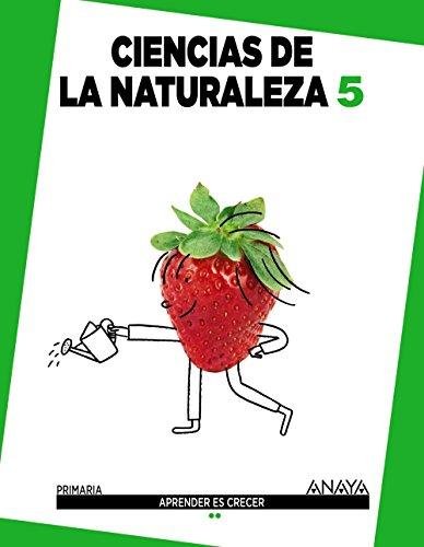 Ciencias De La Naturaleza 5 (Aprender es crecer) - 9788467865387 por Ricardo Gómez Gil