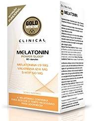 GoldNutrition Melatonin Power Sleep - 30 Cápsulas