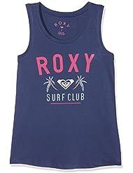 Roxy Sitting There Top Camiseta, Niñas, (Cobalto Oscuro/Solid), ...