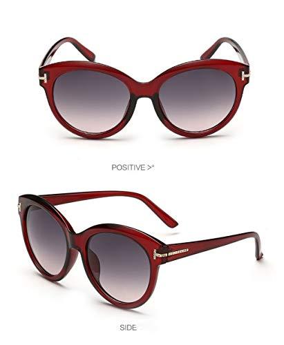 Fliegend Herren Damen Runde Retro Sonnenbrille Unisex Wayfarer UV400 Polarisierte Sonnenbrille Mit Kristall Gespiegelte Linse Ultra Leicht Mode