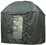 capture Fishing - Parapluie-Tente de Pêche 250 avec Porte - Shelter Nylon Double...