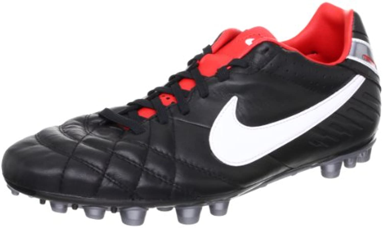 Nike Tiempo Mystic IV AG Black 454317 010, hombre, 41, 41