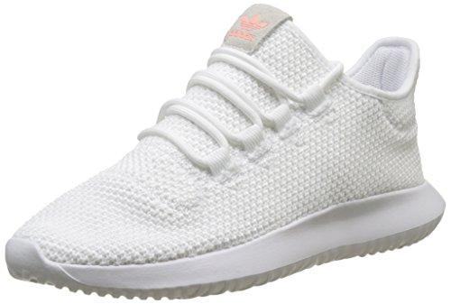 Adidas Tubular Shadow W, Zapatillas de Deporte para Mujer, Blanco Ftwbla/Negbás 000, 38 2/3 EU