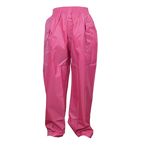 Dry Kids overtrousers raspberry pink 7/8 yrs