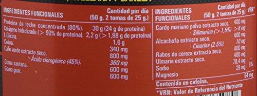 Nutri-Dx Batido Proteico, Sabor a Chocolate, Avellana, Canela - 300 gr