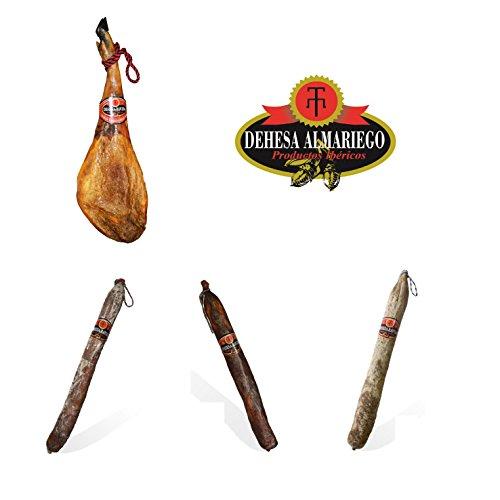 Surtido Ibérico Gourmet Superior con jamón ibérico de bellota