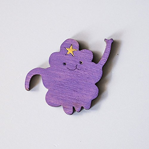 lumpy-space-princess-brooch-friendly-cloud-brooch-cloud-pin-cloud-brooch-plywood-pin-wooden-brooch-s