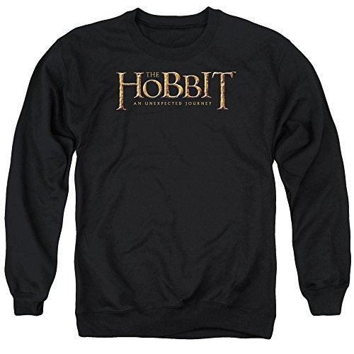 The Hobbit -  Felpa  - Uomo Black