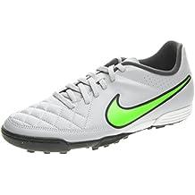 Nike Tiempo Bianche E Rosse