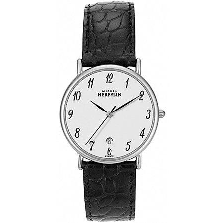 Michel Herbelin 12443/S28–Reloj de pulsera de hombre