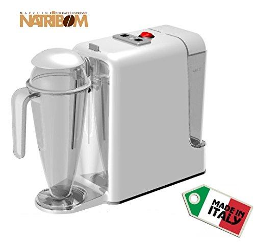 Macchina per bevande calde/Cioccolatiera/Cremiera elettrica Natribom - Cioccolachicca Professional