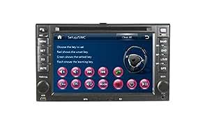 6.2 pouces autoradio pour Kia Rio 2005 2006 2007 2008 2009 2010 2011, GPS, Radio RDS Bluetooth TV analogique, numérique, IPOD USB/SD, écran tactile, fonction de caisson de basses