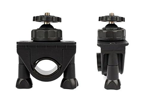 Support / fixation guidon de vélo rotatif pour Canon IXUS 175, IXUS 180, Ixus 177, IXUS 285 HS, SX730 HS, par