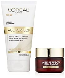 LOreal Paris Skin Care Age Perfect Hydra Nutrition Skincare Kit 3-Count