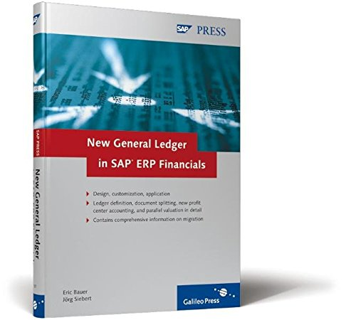 New General Ledger in SAP ERP Financials (SAP PRESS: englisch) (Sap Rechnungslegung)